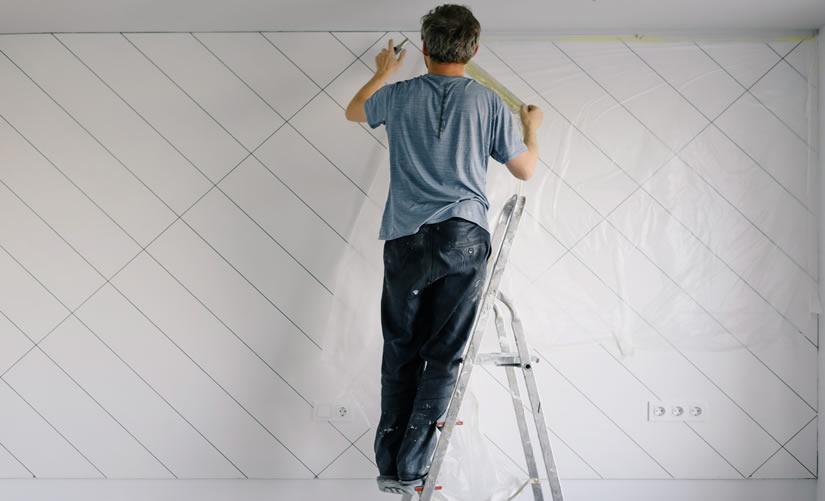 ¿Cuánto cuesta pintar un piso? Precio de pintores en 2021